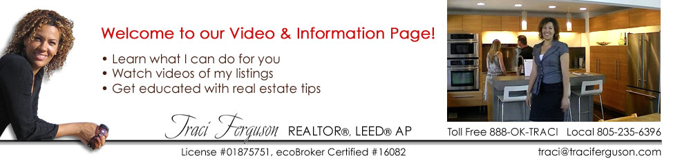 Realtor, Real Estate Agent, ecoBroker, San Luis Obispo, Central Coast, Atascadero, Pismo Beach, Avila, Paso Robles, Morro Bay, Cambria, Coastal, Property, Find Agent