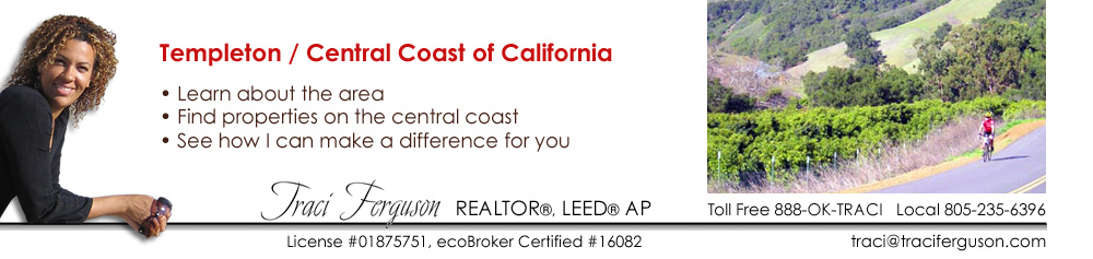 Templeton, Realtor, Real Estate Agent, ecoBroker, Find Agent